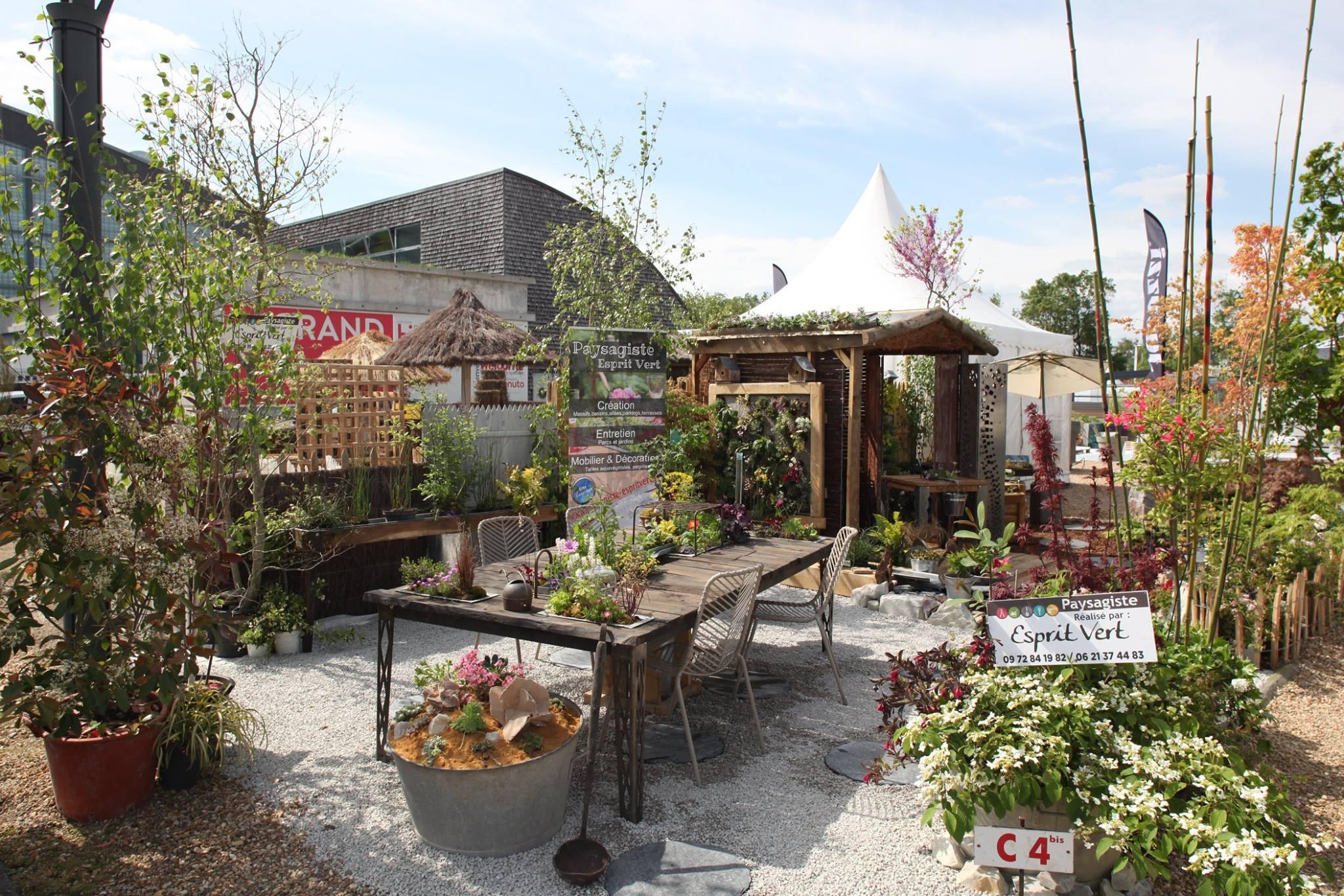 Salon Habitat, Meuble, Deco & Jardin .... Parc Expo Tours ...